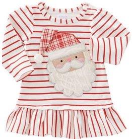 MUD PIE Santa Flounce Dress