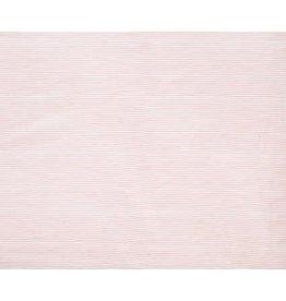 PEHR Crib Sheets - Pink Pencil Stripe