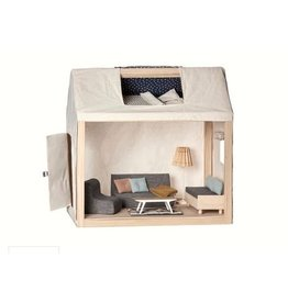 MAILEG Ginger House with Furniture
