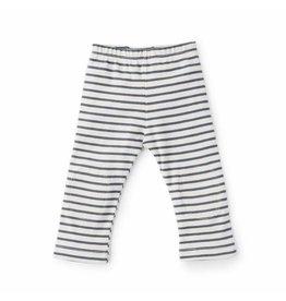 HAZEL VILLAGE Striped Leggings