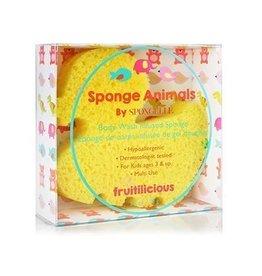 Duck Body Wash Infused Sponge