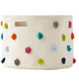 PEHR Storage Drum - Multi Pom Pom
