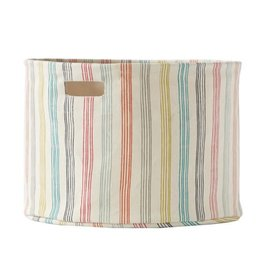 PEHR Storage Drum - Rainbow Stripe
