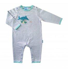 ALBETTA Crochet Sharky Babygro