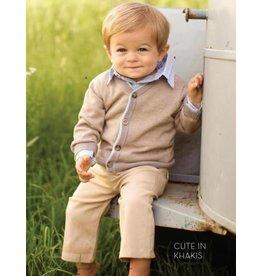 BABY Boy's Pant Tan 12-18M