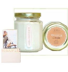 FARMHOUSE FRESH Whoopie! Shea Butter Body Cream Retro Jar