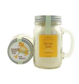 FARMHOUSE FRESH Nectar Powder Milk Bath Jar 16 oz