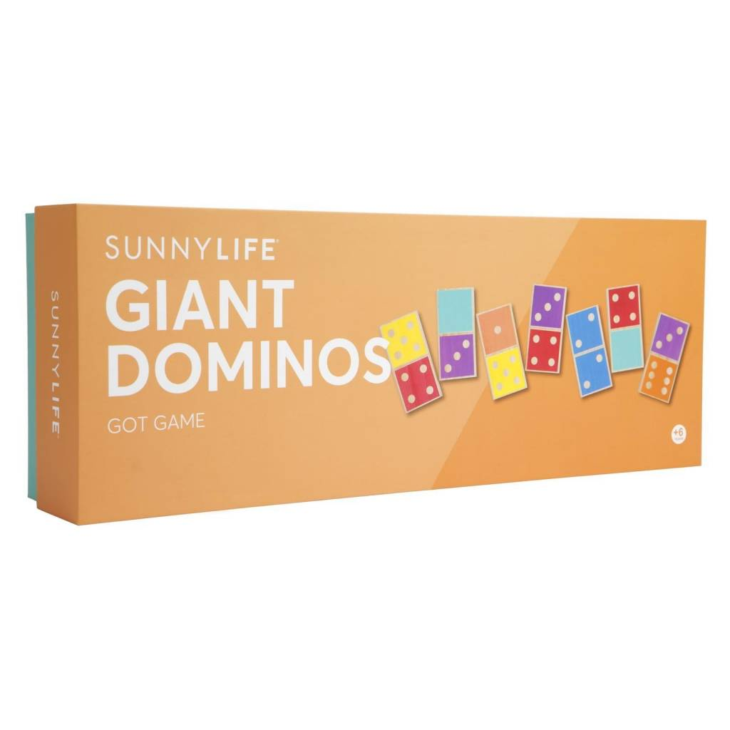 Giant Dominos