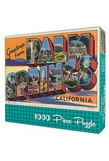 Greetings from Palm Springs Puzzle