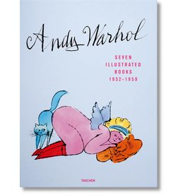 Andy Warhol: Seven Illustrated Books (Sumo Edition)