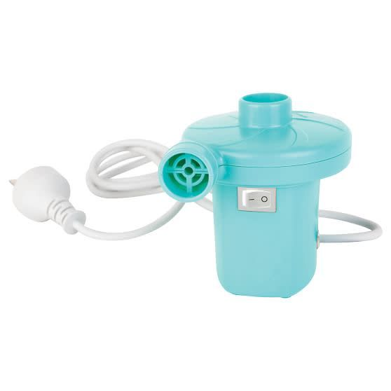 Electric Air Pump - Turquoise