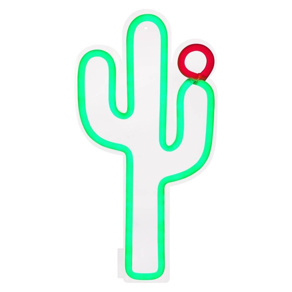 Cactus Neon Wall LED S