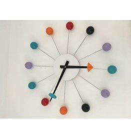 """Custom Ball Clock-24"""" Diameter"""