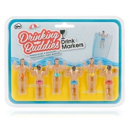 Drinking Buddies Drink Markers