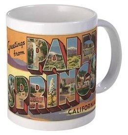 Greetings From Palm Springs Mug