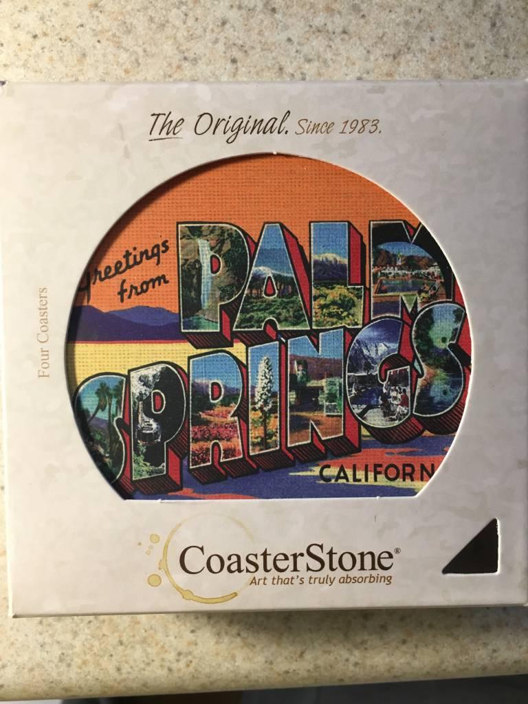 Palm Springs Coasters