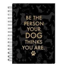 Wire Journal Be The Person Your Dog