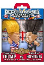 Defcon Mania: Trump And Jong Un