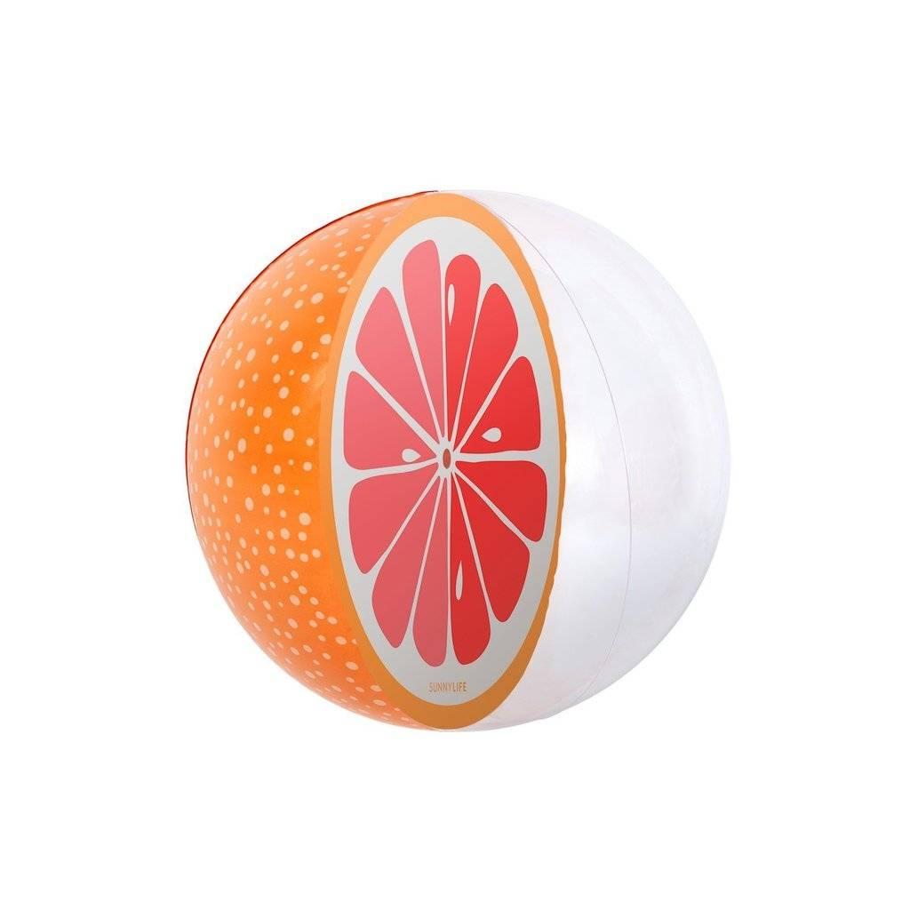 Inflatable Ball Grapefruit