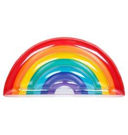 Luxe Float-Lie-On Rainbow