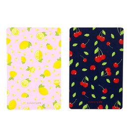 Playing Cards Fruit Salad (Set Of 2)