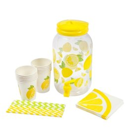 Drink Dispenser Kit Lemonade