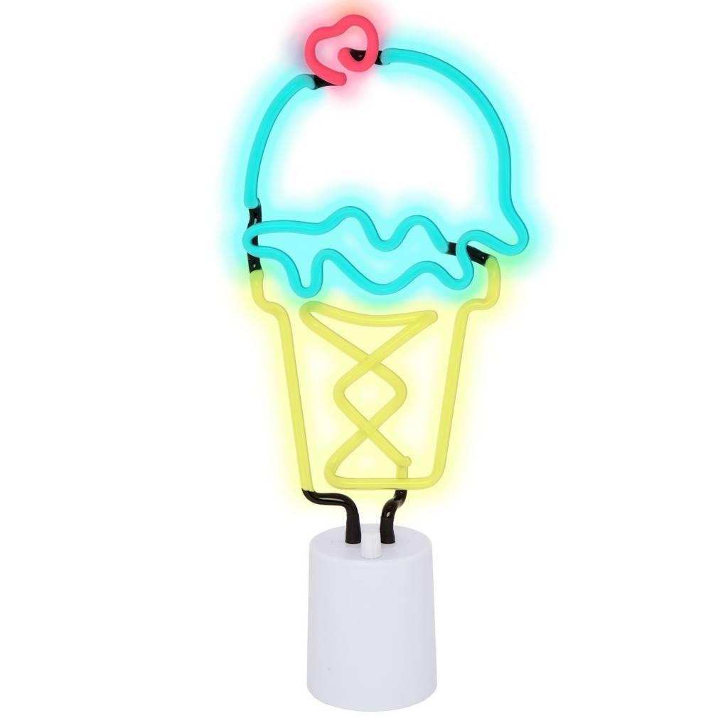 Ice Cream Neon Light (Large)
