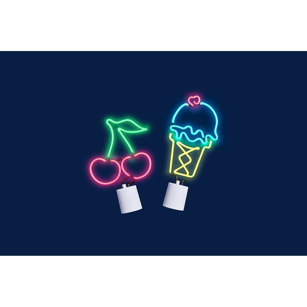 Ice Cream Neon Light (Large)