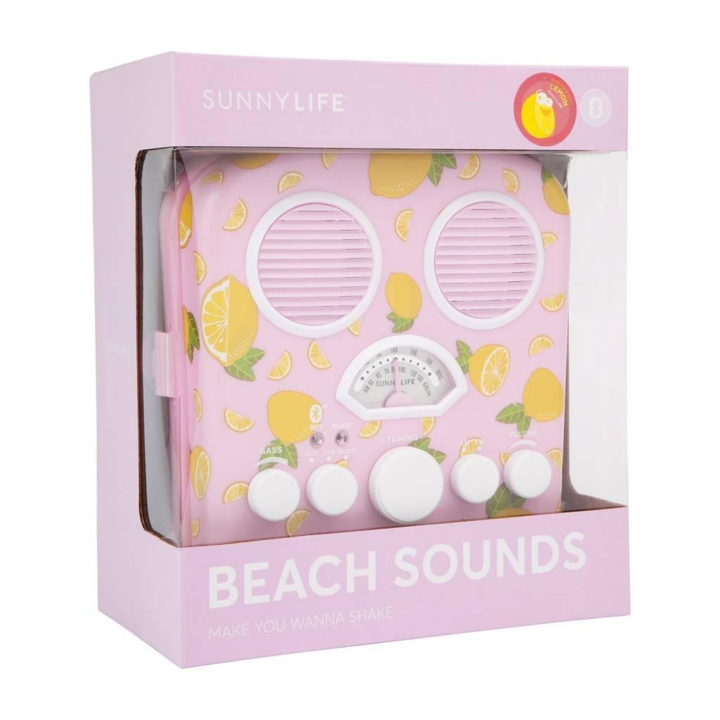 Beach Sounds Lemon