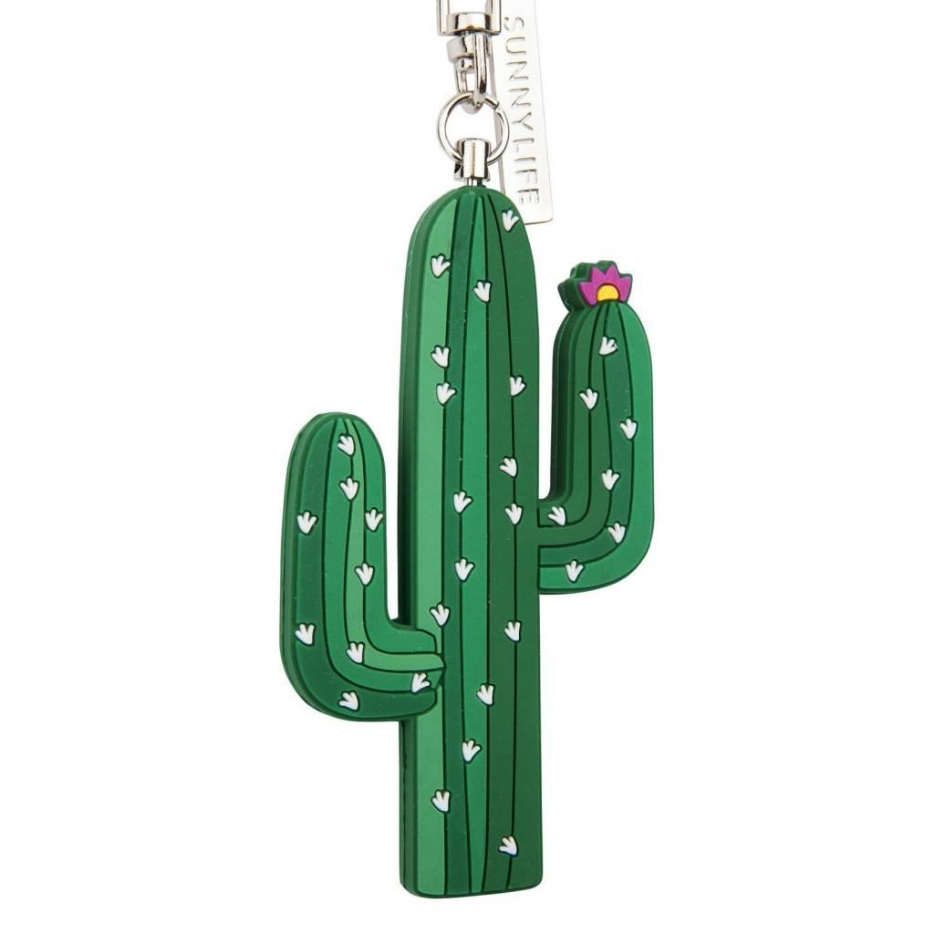 Sunnylife Cactus Key Ring