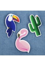 Sunnylife Pin-Ons Tropical (Set of 3)