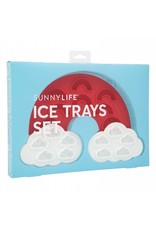 Rainbow Ice Trays (Set Of 2)