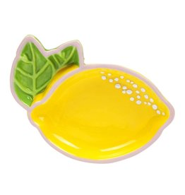 Lemon Trinket Tray