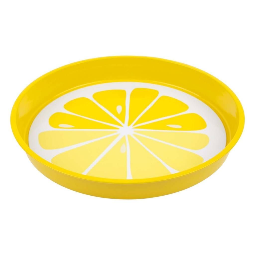 Drinks Tray Lemon