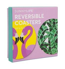 Coasters Tropical Set Of 16