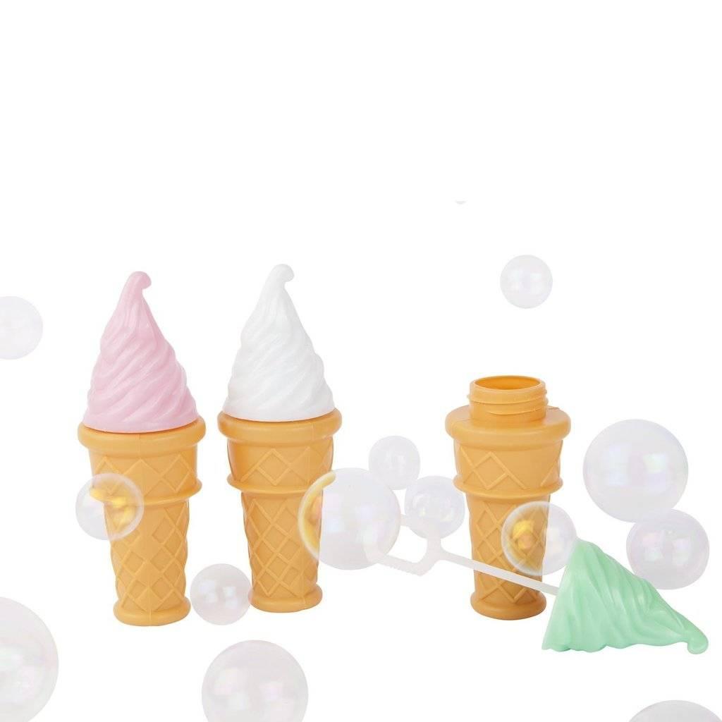 Ice Cream Bubbles Set Of 3