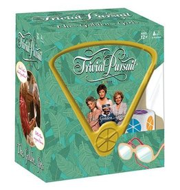 Trivial Pursuit Golden Girls