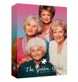 The Golden Girls Puzzle 1000 Piece