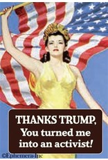 Thanks Trump Magnet