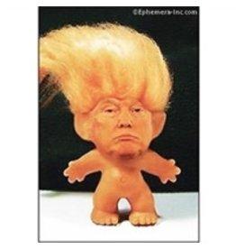 Trump Troll Doll Magnet