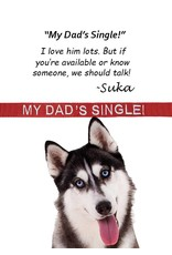 """My Dad's Single"" Leash"
