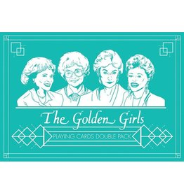 Golden Girls Playing Cards Set Of 2