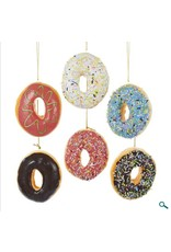 Plastic Donut Ornament