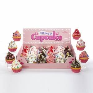 Sweet Cupcake W/ Candy
