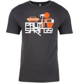 Mod Car Charcoal Men's T-Shirt