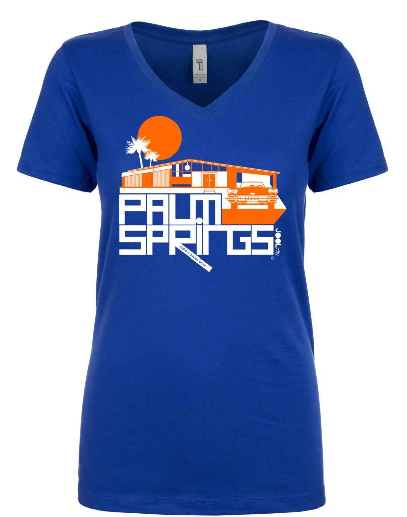 Glam Ranch Royal Blue Women's T-Shirt