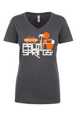 Mod Car Charcoal Women's T-Shirt