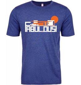 Fabulous Heather Blue Men's T-Shirt