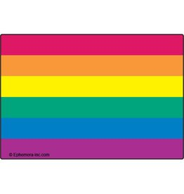 Rainbow Flag Magnet