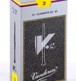 Vandoren V12 B Flat Clarinet Reeds